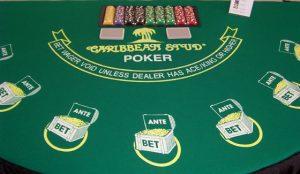 best online casino games caribbean stud